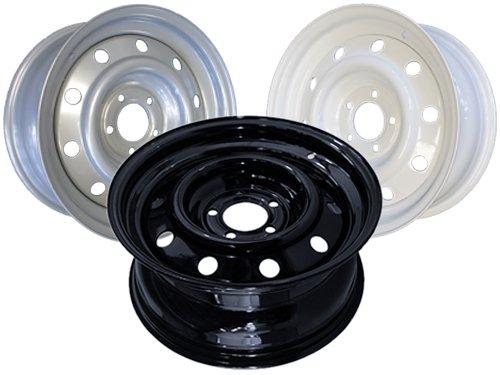 4 Acier Jantes Alcar 130400 6.5x16 et50 5x114 pour Mazda 3