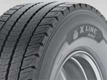 MICHELIN X LINE ENERGY D 295/60R22.5 150/147K