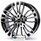 Jante aliaj BORBET RB BLACK POLISHED 8.5X19 5X108 ET45 72,5